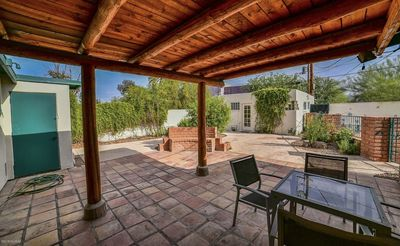 Photo for Stucco Guest House w/ Courtyard and Pool, Central Tucson