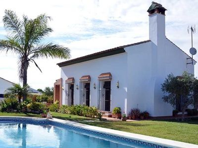 Photo for Villa with private pool is a rustic style villa on a plot of 1,500 square meters