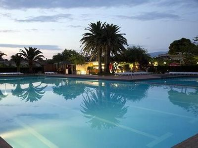 Photo for Appt empuriabrava quiet with Olympic swimming pool, car park, garden