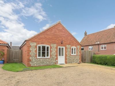 Photo for A modern single storey property with a fully enclosed rear garden, just five minutes' walk from the