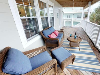 Photo for Available Now! | Beautiful Pet-Friendly Home w/ Private Pool on North Cape
