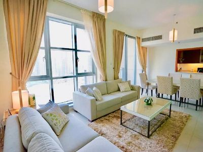 Photo for All room Burj Khalifa & Fountain!!3BR near Dubai Mall