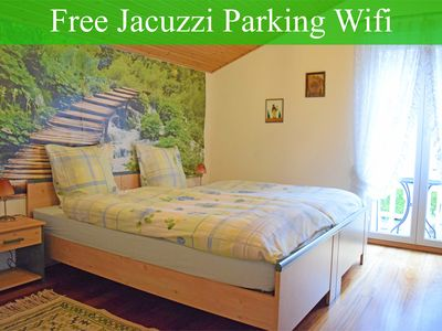 Photo for B & B My dream with homemade breakfast, jacuzzi