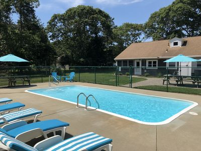 Private Heated Pool for Family Fun on Over an Acre, sleeps 18
