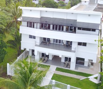 Photo for Brand New 13BR Beachfront Luxury Party House!