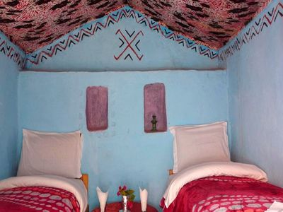 Photo for Apartment / app. for 2 guests with 9m² in Hay El Mansour Dahbi, Zagora Maroc (121393)