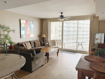 Photo for Very Elegant 2 BR (Private Bunk), 2 full baths & Assigned Parking on 3rd floor
