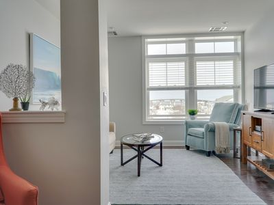 Photo for Luxury Condo Downtown | Water & Sunset Views