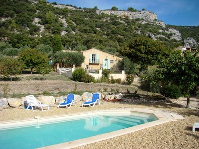 Photo for Holiday rental mas with private pool - Luberon - Provence