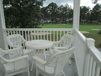 Photo for Condo Overlooking Golf Course Near Beaches And Myrtle Beach Attractions