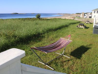 Photo for Ocean Front Cottage with amazing views! Only steps away from white sandy beach.
