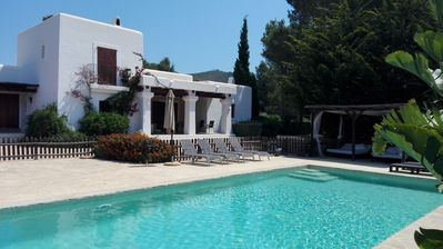 Photo for May offer. Country house with private pool. License ET0743E