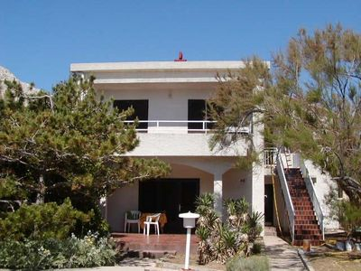 Photo for Holiday apartment 30 m to the beach