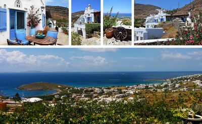 Photo for Tinos island Shades of Blue Villas
