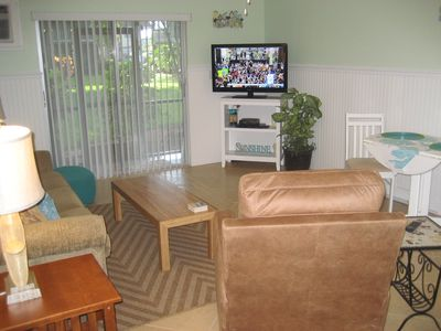 Photo for Centrally Located & Walking Distance To Beach. WIRELESS WI-FI INCLUDED!