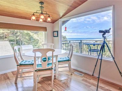 Photo for Charming, Updated Cottage Close to Newport's Attractions has Great Deck View!