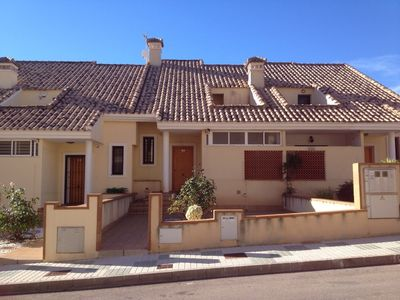 Photo for Superb 3 bedroom house located on Campoamor Golf