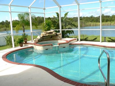 Photo for Casa Calm: Yoga, Spa, Organic Breakfast, Heated Pool on Lake