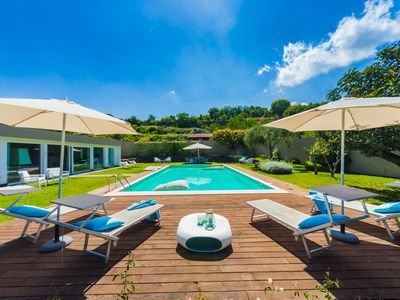 Photo for Private pool, stylish
