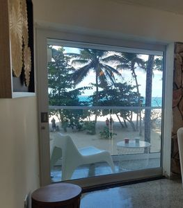 Photo for Vibrant, breeze, trendy remodeled.  Beach front