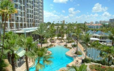 Photo for Group Sarasota Getaway! Four Units for 16 Guests, Pool, Shuttle to the Beach