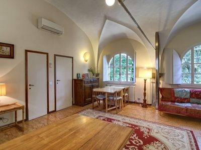 Photo for Apartment in the center of Florence with Internet, Air conditioning (983419)