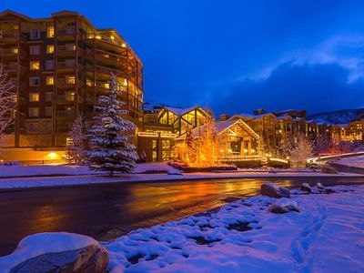 Photo for Discounted Ski President's Week Westgate Ski In-ski Out, Exclusive Studio
