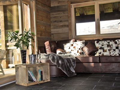 Photo for the charm of a partner of more than 100 year old farmhouse has contemporary materials