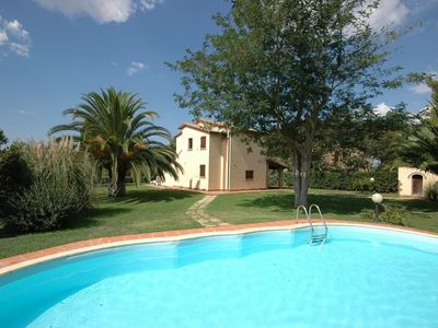 Photo for 2BR Country House / Chateau Vacation Rental in Bibbona, Toscana