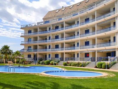 Photo for Holiday flat, Denia  in Um Valencia - 4 persons, 2 bedrooms