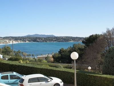 Photo for APARTMENT BEACH AND CITY CENTER, TERRACE AND SEA VIEW/6 PERS