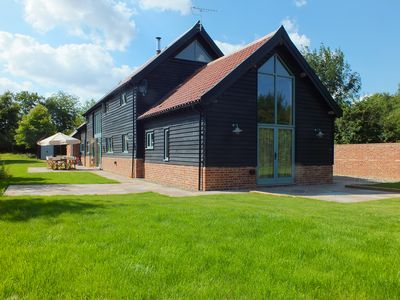 Photo for Beautiful Newly Converted 16th Century Barn In The Heart Of Suffolk