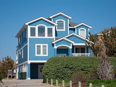 Photo for Beachcomber: 8 BR / 7 BA house in Nags Head, Sleeps 16