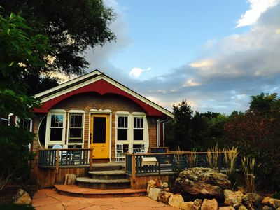 Photo for Bungalow Asio: Central Boulder Retreat, Walk To Trails, Shops, And Downtown
