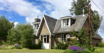 Photo for Away from it all Traditional Highland Estate Cottage