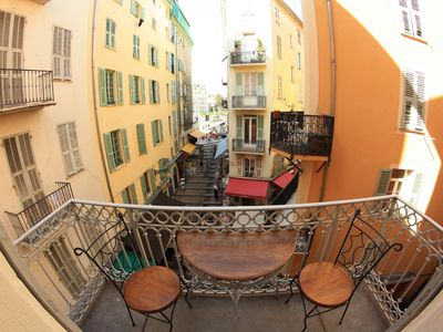 Photo for 3 bedroom Apartment Vieux Nice