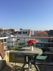 Photo for Le Touquet Superb duplex 3 rooms ideally located near the sea and shops