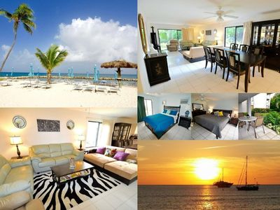 Photo for 7mile Beach Condo beside Margaritaville Resort - great location and value!!!