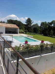 Photo for Spacious luxury villa with private pool in Provence near Mont Ventoux