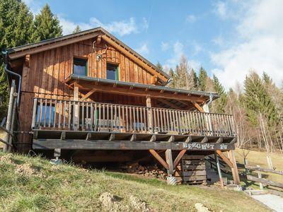Photo for Tastefully decorated Chalet with extra woodstove, beautifully situated in nature