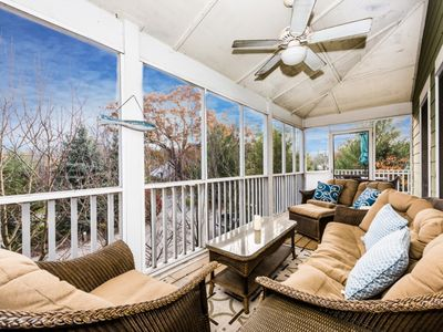 Photo for Beautiful Union Pier Condo with Association Pool and Walking to Downtown!