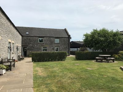 Lovely stone barn conversions