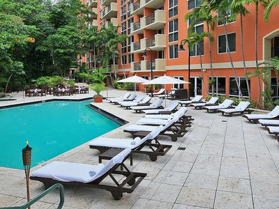 Photo for Apartment in Coral Gables with Lift, Parking, Internet, Air conditioning (130983)