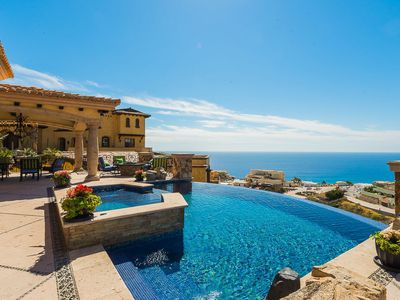 Photo for Villa Piedra Gorgeous 6 Bedroom, Amazing Views in Pedregal