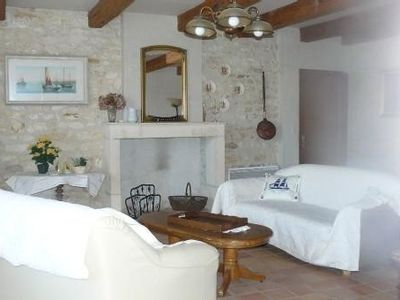 Photo for Rental home with garden 350 m2 800 m from the sea and 1km from the village of Dolus Tartifume
