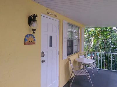Photo for 1BR Apartment Vacation Rental in Lake Worth, Florida
