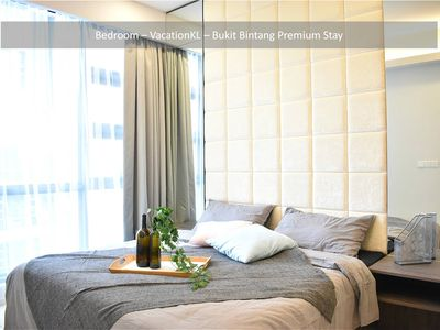 Photo for Bukit Bintang 2 Bedroom Luxury Home - B