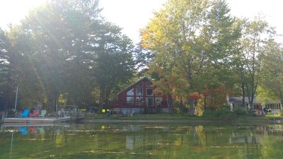 Photo for Beautiful Lakefront Cottage