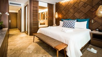 Secrets Maroma Beach Riviera Cancun All Inclusive Preferred Club Junior Suite Ocean View King