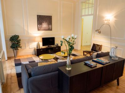 Photo for TravelingToLisbon 237 - Chiado: comfortable and charming apartment